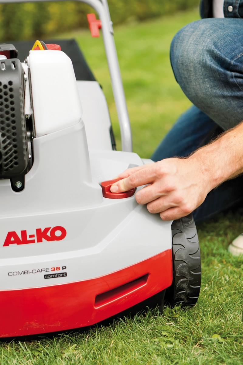 Massivt ALKO Combi Care 38 P Comfort Vertikalskærer - Fragtfri - LL95